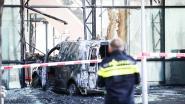 Auto ramt gevel van Nederlandse krant De Telegraaf: dit is een van de daders