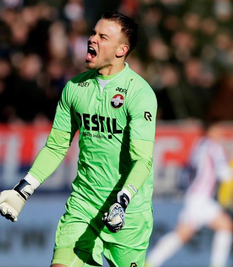 Wellenreuther keert terug onder de lat bij Willem II