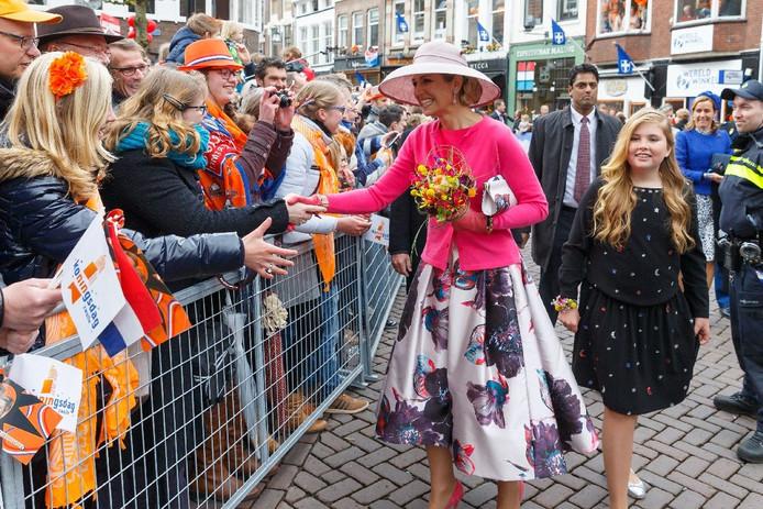 Koningsdag Zwolle.