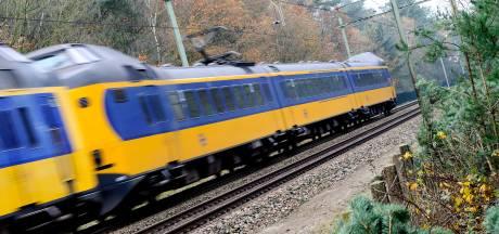 Brand in trein in Limburg, passagiers worden in veiligheid gebracht
