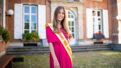 Shana (20) verdedigt Schotense eer op verkiezing Miss Antwerp