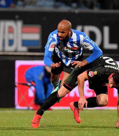 Bij FC Eindhoven onderschatten ze het door Feyenoord versterkte FC Dordrecht niet