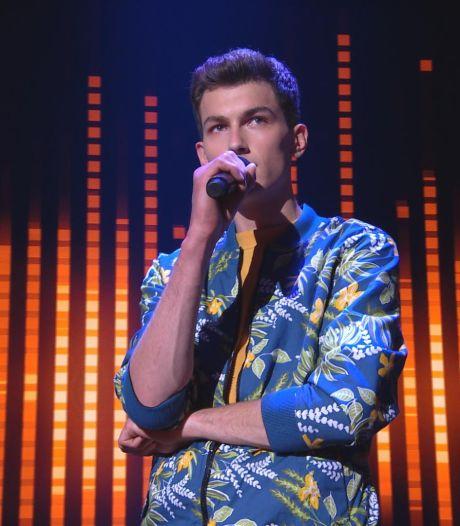 Daan uit Veenendaal mocht samen met Gerard Joling duet doen in I Can See Your Voice: 'Echt genieten'