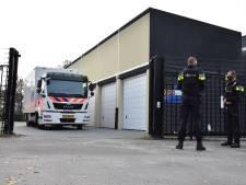 Vier mannen opgepakt voor grootschalige handel in versnijdingsmiddelen