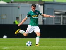 FC Dordrecht-uit, altijd lastig voor GA Eagles