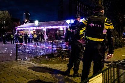 Schietpartij bij supporterscafé PSV Eindhoven: twee gewonden, waarvan één ernstig