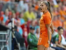 Lieke Martens: Er gebeuren nu al gekke dingen op het WK