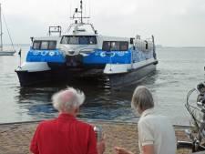 'Vergeten' Rozenburg wil proef met de Waterbus