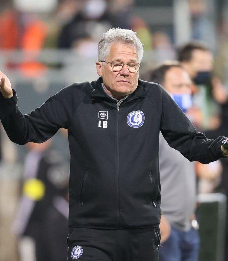 Gent ontslaat na 25 dagen tweede trainer dit seizoen