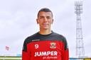Antoine Rabillard, aanvaller van Go Ahead Eagles