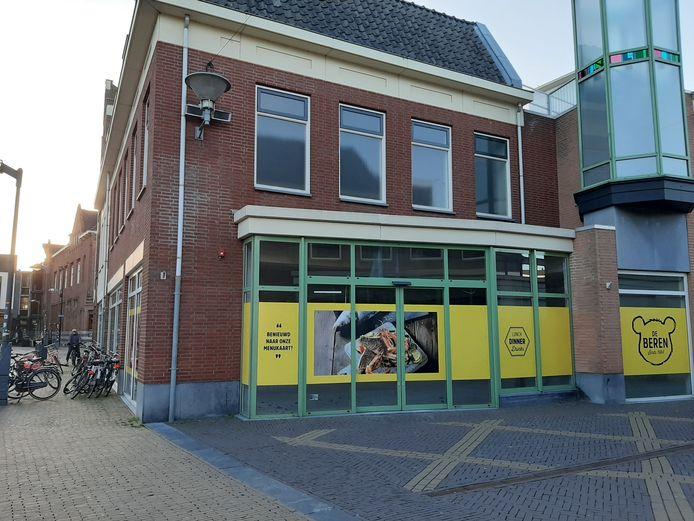 Al sinds voorjaar 2019 staat aangeplakt op de hoek van de Catharinastraat in Doetinchem dat hier restaurant De Beren komt.