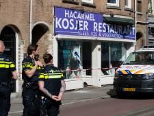 Belager Amsterdams restaurant onderzocht op terroristische motieven