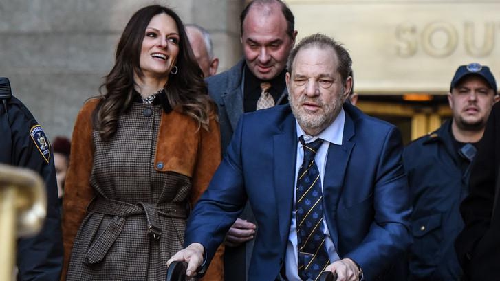 'Advocate Weinstein legt schuld bij vrouwen'