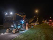 Weer ernstige verkeershinder wegens wegwerkzaamheden A28
