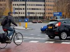 Enschede moet zichtbaar wennen aan twee nieuwe verkeerskruisingen