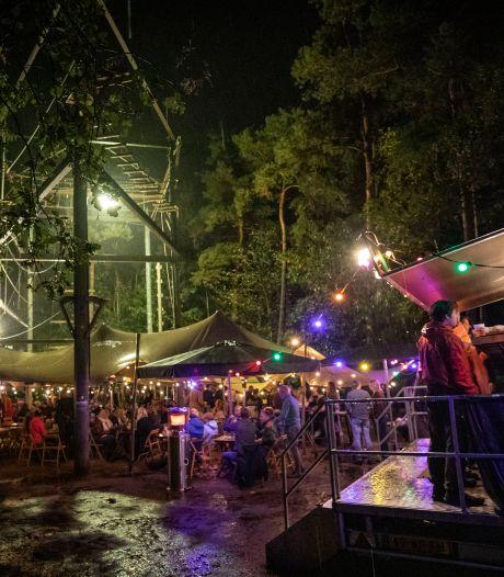 Oldenzaal viert voorzichtig het leven  op Enjoy Live Festival, ook in de stromende regen