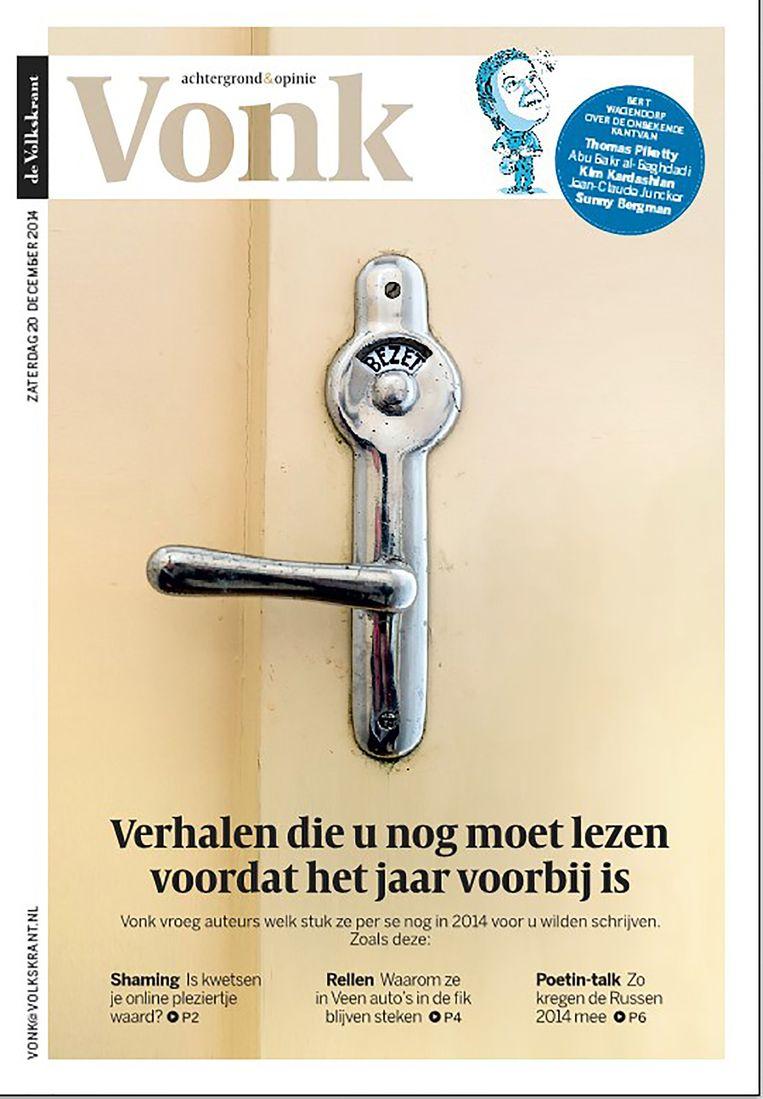 Vonk Beeld De Volkskrant