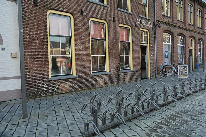 Historisch Museum De Bevelanden in Goes.
