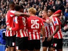 PSV met 21 spelers naar Lissabon, geen Afellay, Lato en Teze