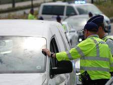Bestuurder gepakt onder invloed van drugs: rijbewijs vijftien dagen kwijt
