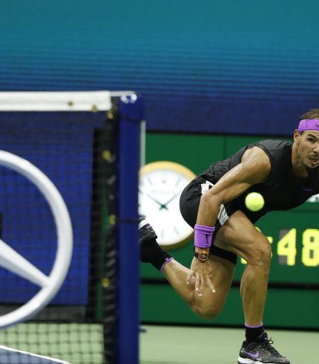 Djokovic, Nadal et Serena Williams engagés à New York pour la préparation à l'US Open