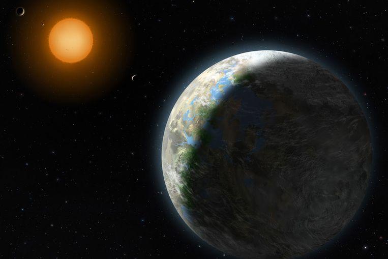 Exoplaneet (AP) Beeld
