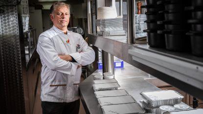 """Chef van Brasserie Latem over de heropstart: """"Afstandsregels aan tafel? Niet haalbaar zonder te roepen"""""""