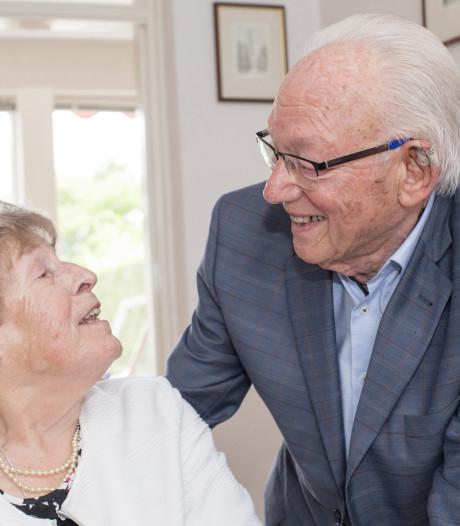Ans en Henk uit Borculo zijn al zestig jaar gelukkig samen