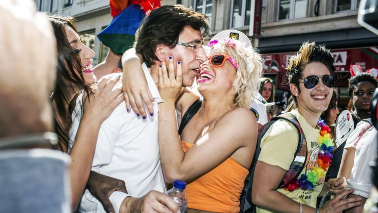 Gay Pride Brussel, 2014.