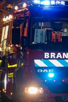 Bewoners ademen rook in na scooterbrand in Rhenen