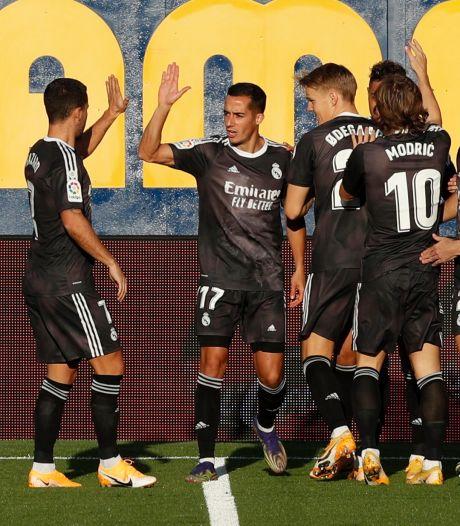 Real Madrid sluit vorig seizoen af met kleine plus dankzij salarisoffer
