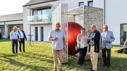 Interwaas plaatst 'Toverbal' aan Mirabrug