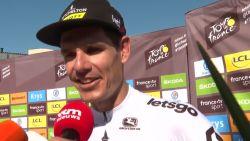 """Impey pas tweede Zuid-Afrikaanse ritwinnaar: """"Ik klop hier veel klassevolle renners"""""""