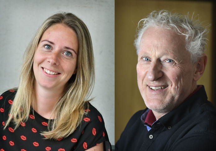 Kelly Adams en Hans Brok gaan in debat