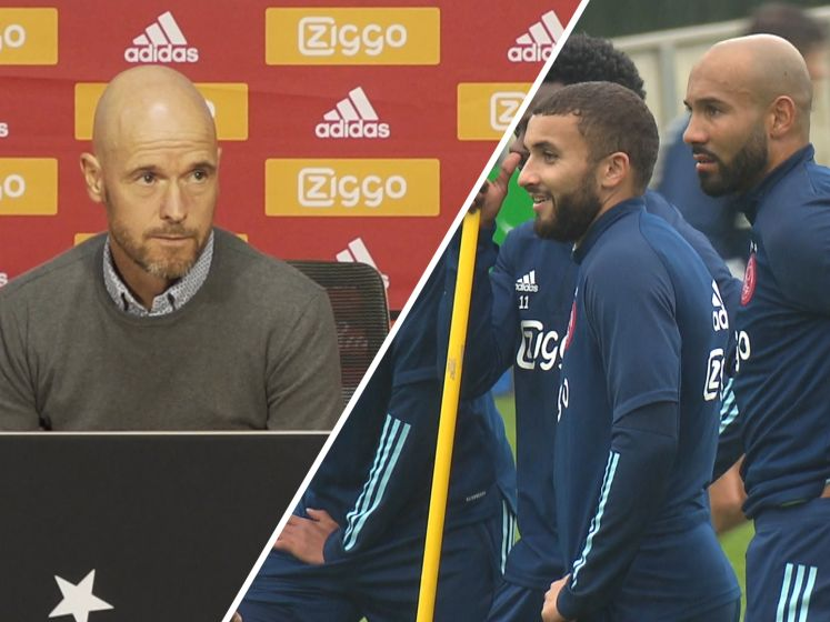 Ten Hag over Klaiber: 'Eén van de beste backs van Nederland'