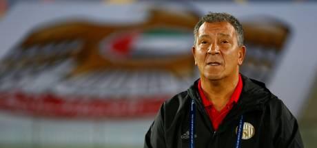 Fraser: Ten Cate beste trainer ooit van Vitesse