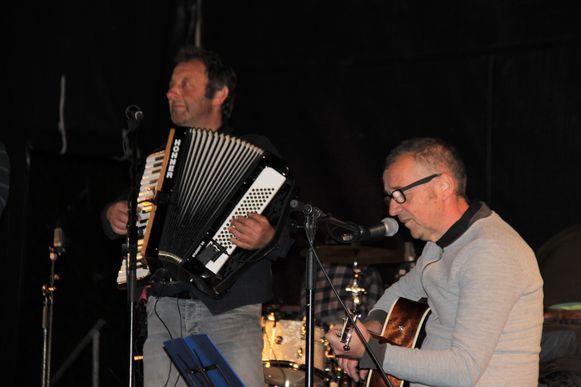 The Lonesome Zorro's uit Maarkedal op het Parking Concert.