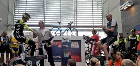Het eerste idee voor de Vuelta is er al: een Bosch wielerweekend