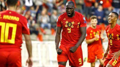 """""""Verdomd, wat zijn we blij met zo'n spits"""": onze chef voetbal eert Lukaku na diens 25ste goal in zijn laatste 21 interlands"""