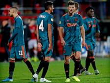 Rampweek van Ajax compleet na nieuwe zeperd