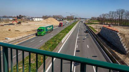 """Ingrijpende Oosterweelwerken vervroegd door coronacrisis: """"Minder verkeer en dus minder hinder"""""""