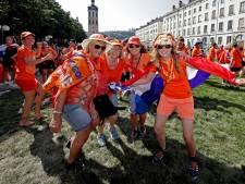 Geen Oranjeparade, wel een fanzone bij finale