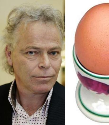 Waarom ik vaak grinnik om een ei, met dank aan Martin Bril