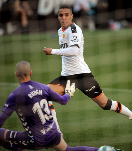 Valencia rest van het seizoen zonder Rodrigo