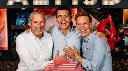 Jan Smit, Gert Verhulst en James Cooke knallen de Ultratop binnen op nummer 1