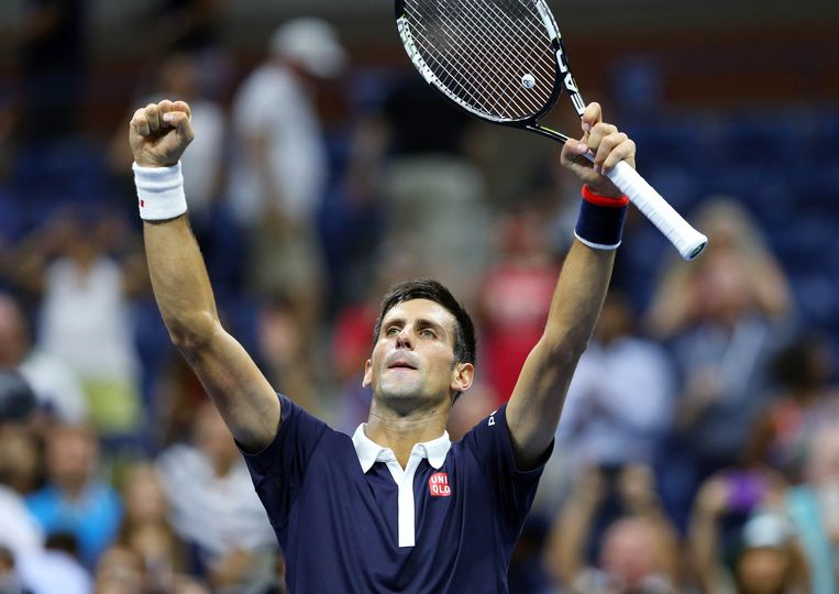Novak Djokovic. Beeld reuters