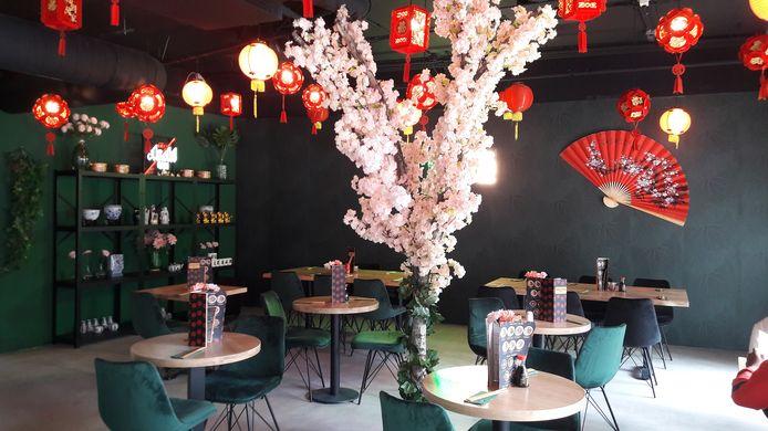Tilburg is een noodlesbar rijker: Xu Noodle Bar.