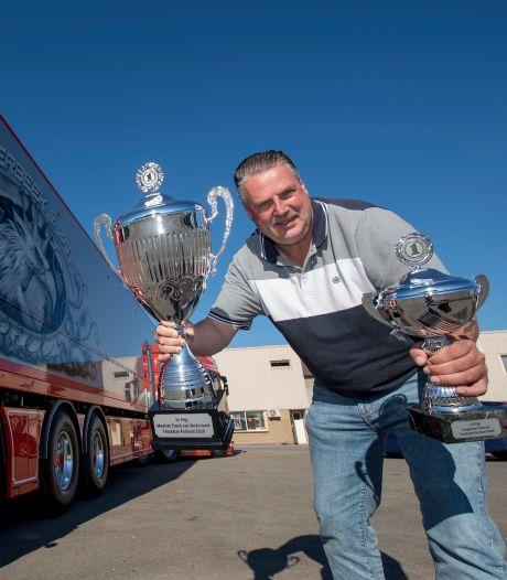 De mooiste truck van Nederland staat in Tiel