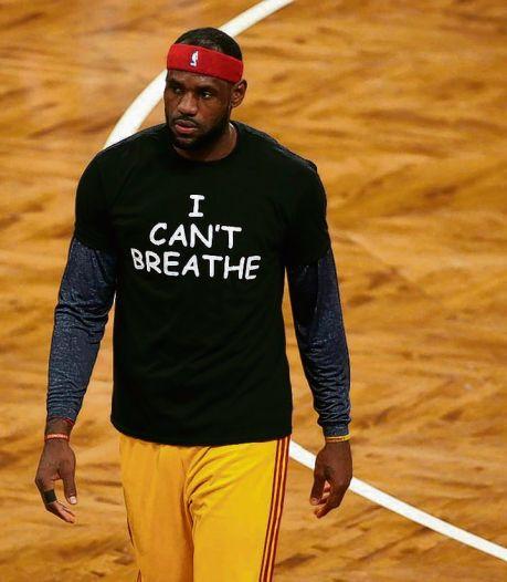 Amerikaanse sportsterren woest over dood zwarte man