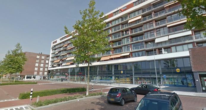 Winkels bij Johan van Reigersbergstraat.